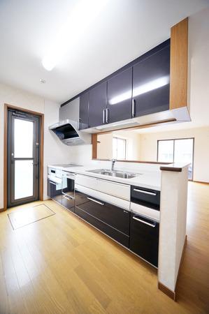 Luxury kitchen  photo