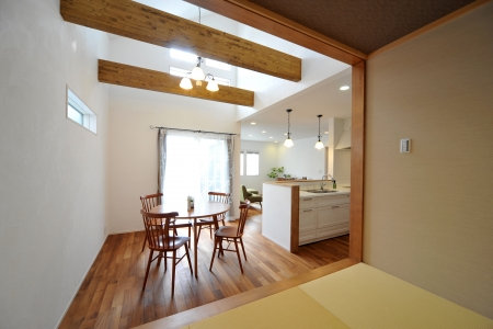 Dining Room 1-2 of atrium and Japanese-style photo