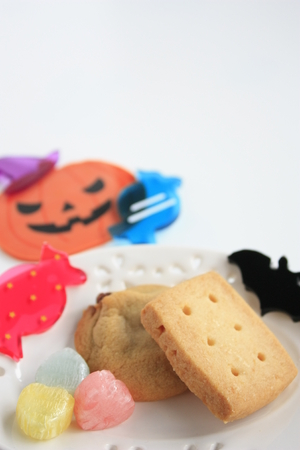 Halloween treats photo