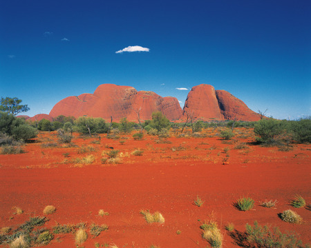 kata: Kata Tjuta,Australia Stock Photo