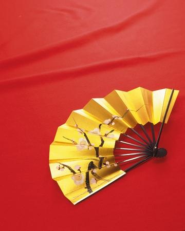 eventail japonais: Fan japonaise