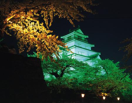 honshu: Wakamatsu Castle,Fukushima Prefecture,Honshu,Japan