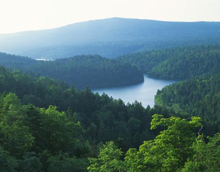 honshu: Lake Penketo,Hokkaido Prefecture,Honshu,Japan