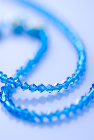 beaded: Beaded Necklace Stock Photo