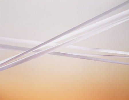 acute angle: Abstract lined image