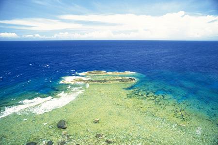 prefecture: Beautiful beach,Ishigaki island,Okinawa prefecture,Japan