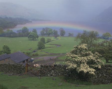 croft: Rainbow Over Croft