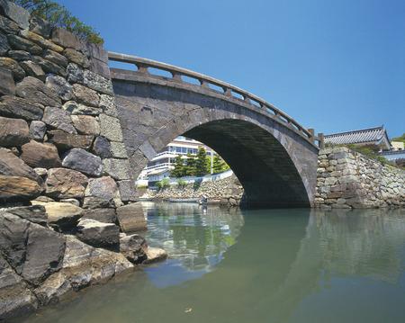 nagasaki: Netherlands Bridge,Hirado,Nagasaki Prefecture,Japan