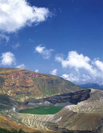 honshu: Mount Zao,Miyagi Prefecture,Honshu,Japan