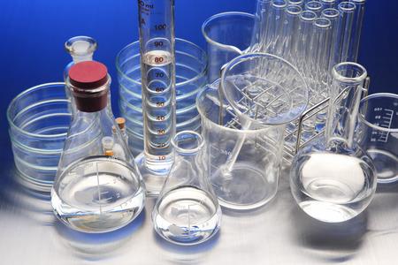 Laboratory equipments photo