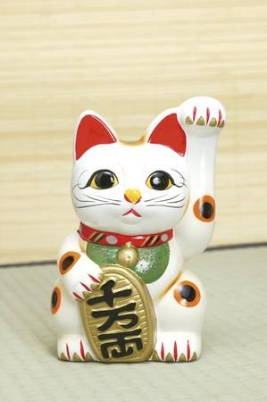 maneki neko: Maneki Neko Stock Photo