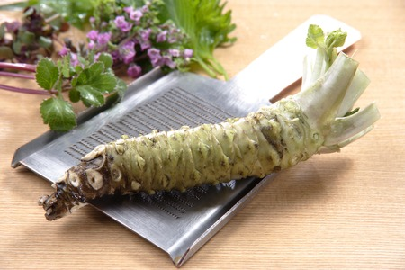 raddish: Japanese horseradish