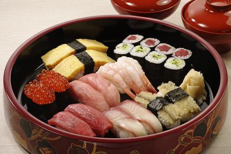 nigiri: Nigiri sushi