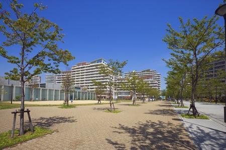nishinomiya: Apartment Stock Photo