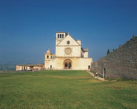 francis: Basilica of St. Francis