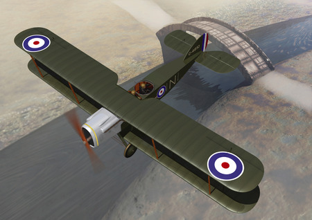 bristol: Bristol F-2-CG