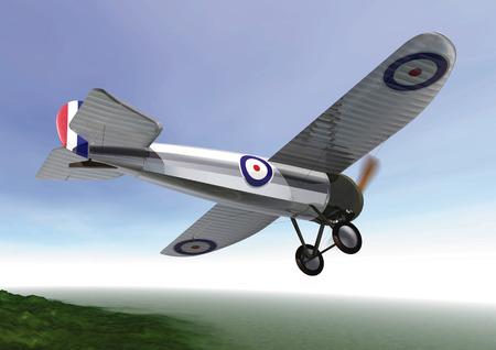 bristol: Bristol M-1-CG