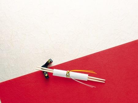 kohaku: Chopsticks Stock Photo
