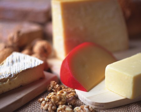 epicure: Edam and Epicure Cheese