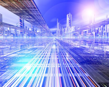 Future, image Stock Photo