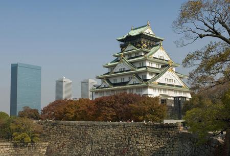 osaka: Osaka Castle