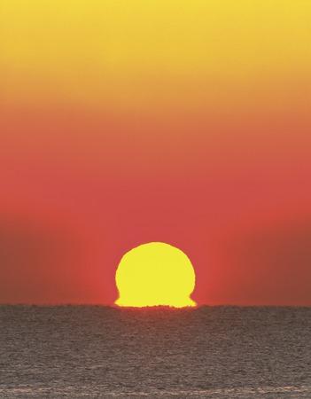 odawara: Morning sun