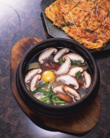 shrinkage: Mushroom porridge