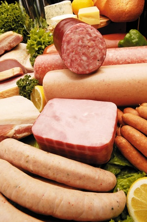 processed: Processed Meat Products