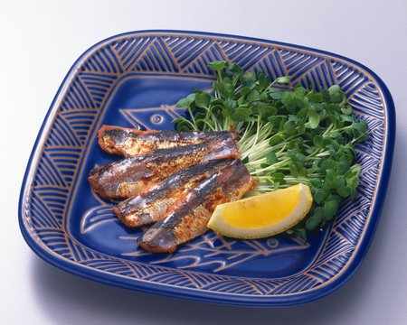 Sardine cuisine photo