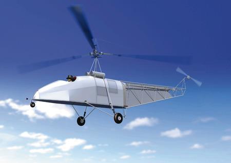 sikorsky: Sikorsky VS-300 CG