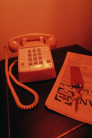guest room: Telefono in Camera