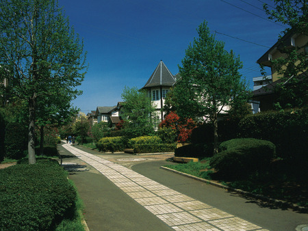 residential area: Residential area