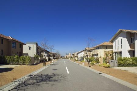 nishinomiya: Residential area