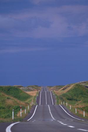ondulation: Route