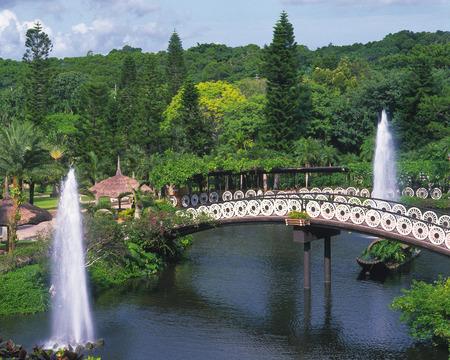 botanical gardens: Southeast Botanical Gardens in Okinawa