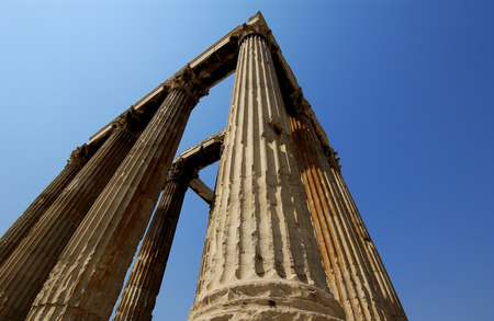 Temple of Olympia photo