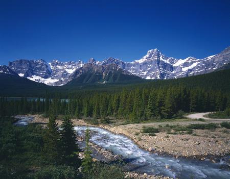 banff: Banff National Park
