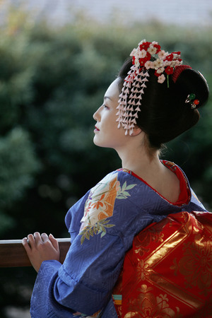 maiko: Maiko Girl Profile