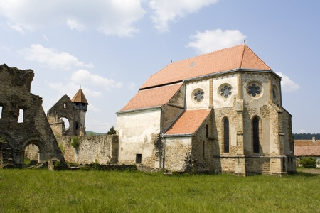 Carta Monastery, Transylvania - Romania Stock Photo