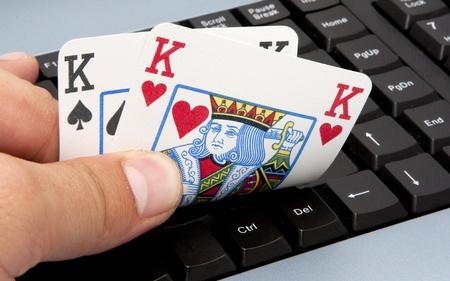 Online poker, Pocket Kings