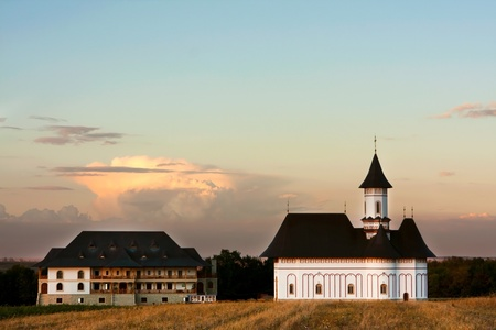 recluse: Zosin Monastery, Botosani - Romania