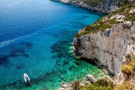Stara Baska Strand, Kroatien