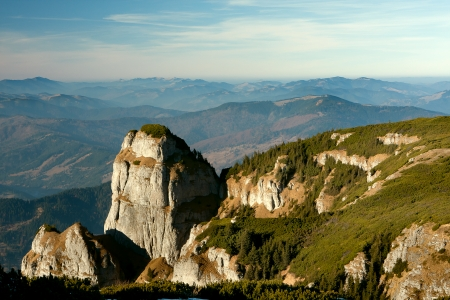 Ciucas Mountains, Romania photo