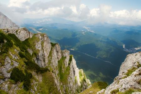 Caraiman Mountains view, Romania