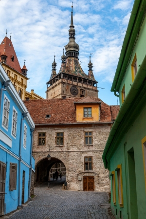 Sighisoara is the only medieval fortified city, it has been listed by the UNESCO  Romania Redakční