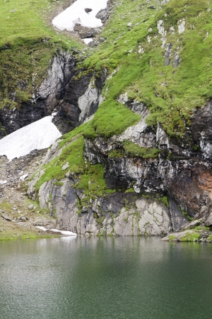 fagaras: Lago Balea, Fagaras Romania