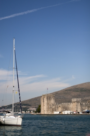 Trogir, Croatia photo