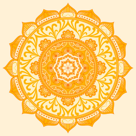 mandala: Mandala Ethnic decorative elements