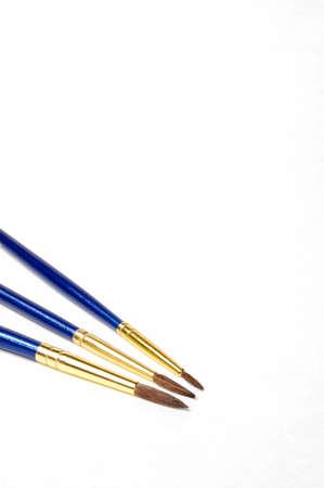 Pinsel  Standard-Bild - 595941