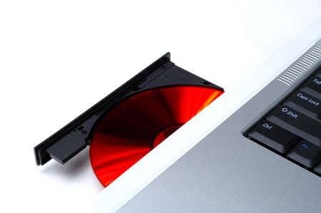 Photo of Laptop CD-RW DVD Drive Reklamní fotografie